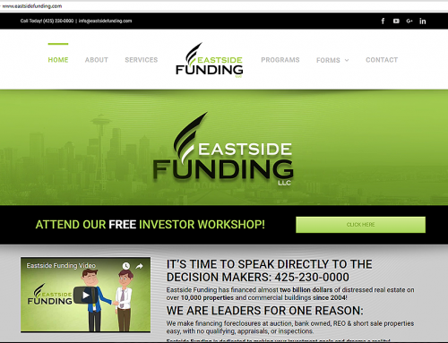 Eastside Funding Website