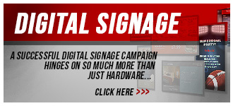 Digital Sign Graphic Design Southern Oregon