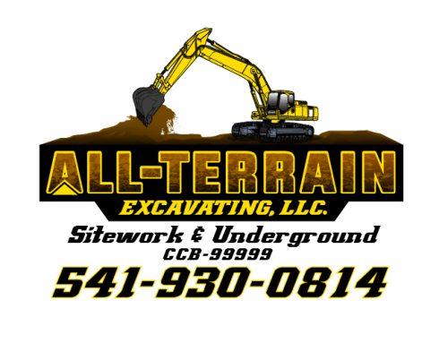 All Terrain Excavation Logo