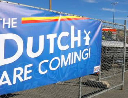 Dutch are Coming