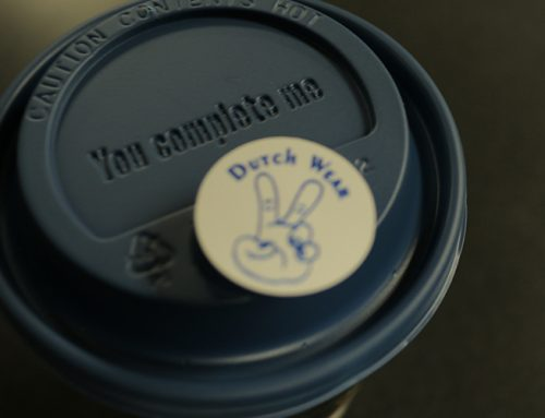 Dutch Bros Coffee Lid Toppers