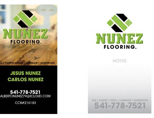 Nunez Flooring Logo