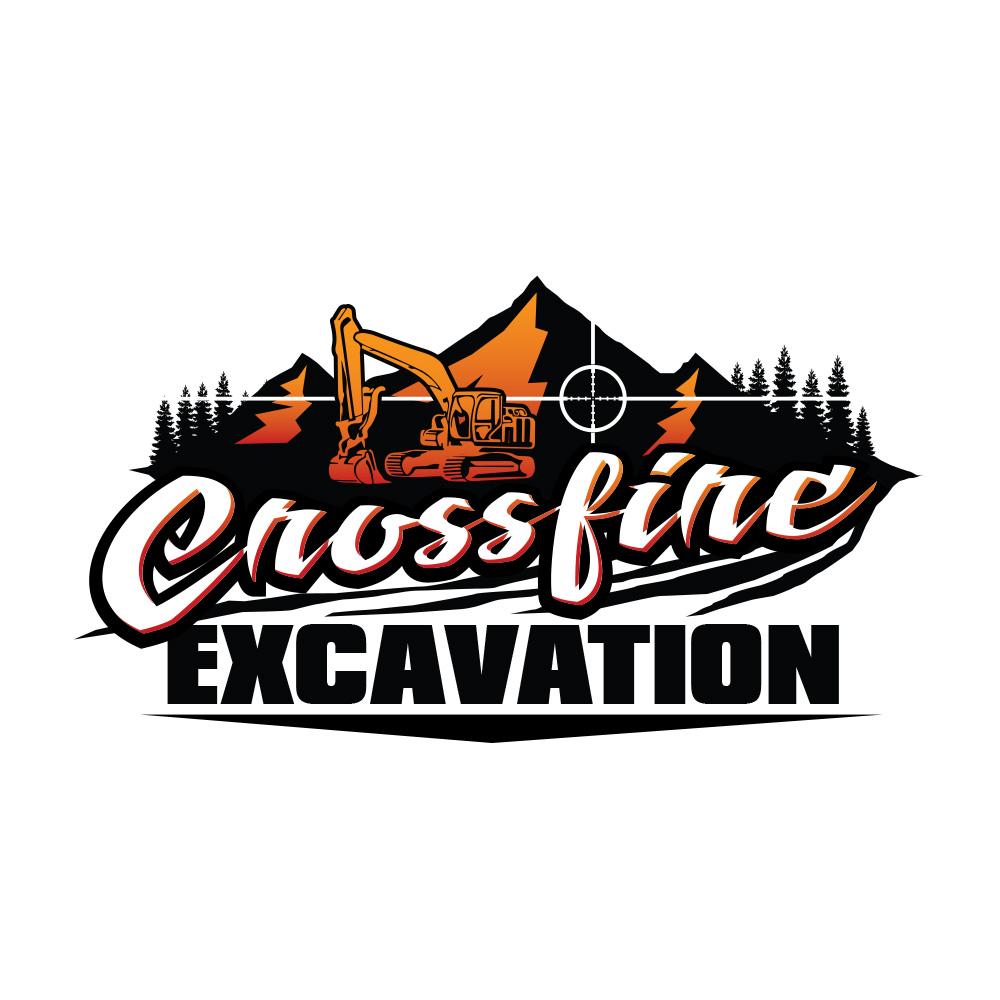 Crossfire excavation logo