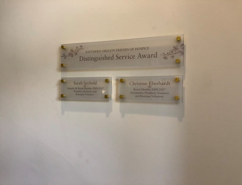 Donor Plaques
