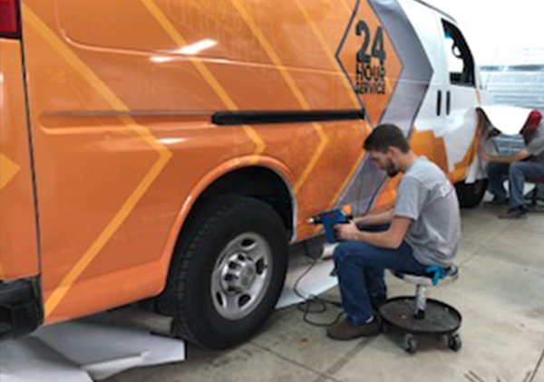Vehicle Wraps – The Sign Dude
