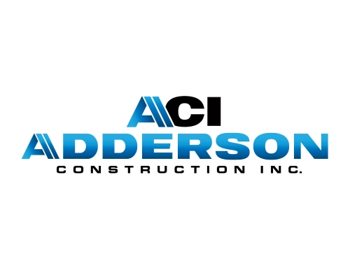 Adderson Construction Logo Design