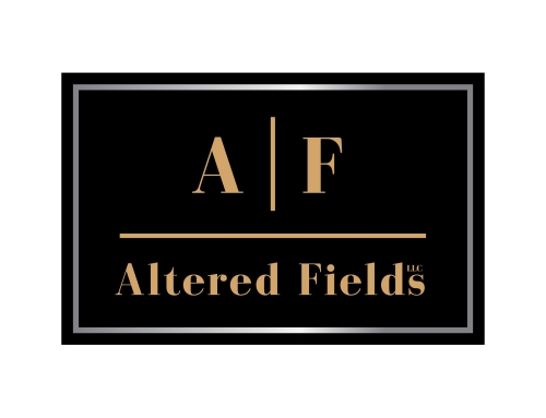 Altered Fields Block Logo