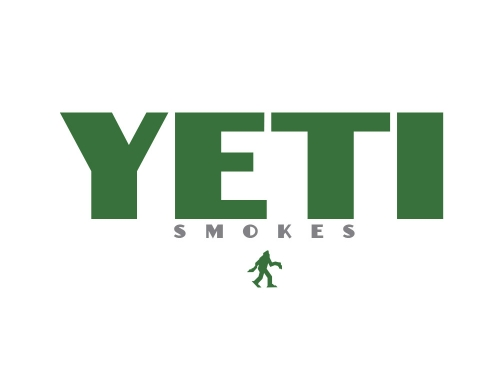 Yeti Smokes Logo Design