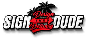 The Sign Dude Logo