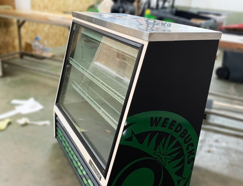 Weedbucks Cooler