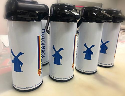 Dutch Bros Coffee Airpots