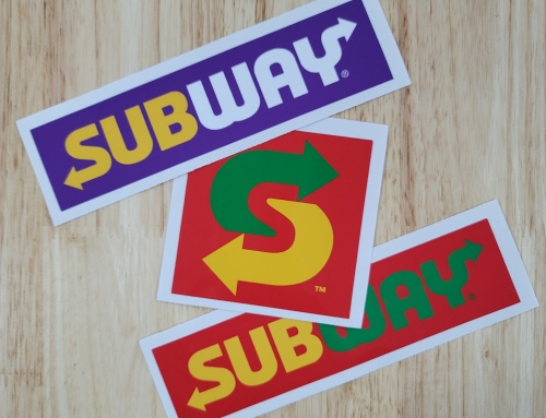 Subway Stickers